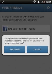 پیشنهاد به دوستان در فیسبوک